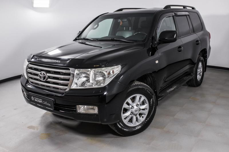 Toyota Land Cruiser 4.7 4WD AT (288 л. с.)