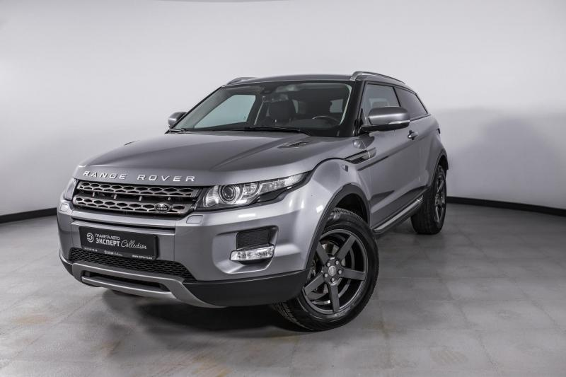 Land Rover Range Rover Evoque 2.2 SD4 AT (190 л. с.)