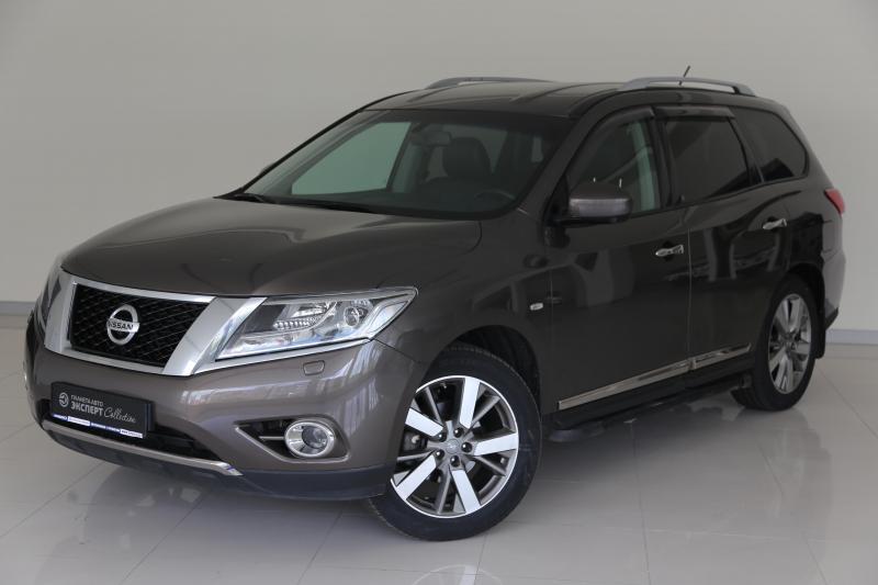 Nissan Pathfinder 3.5 CVT AWD (249 л. с.) High