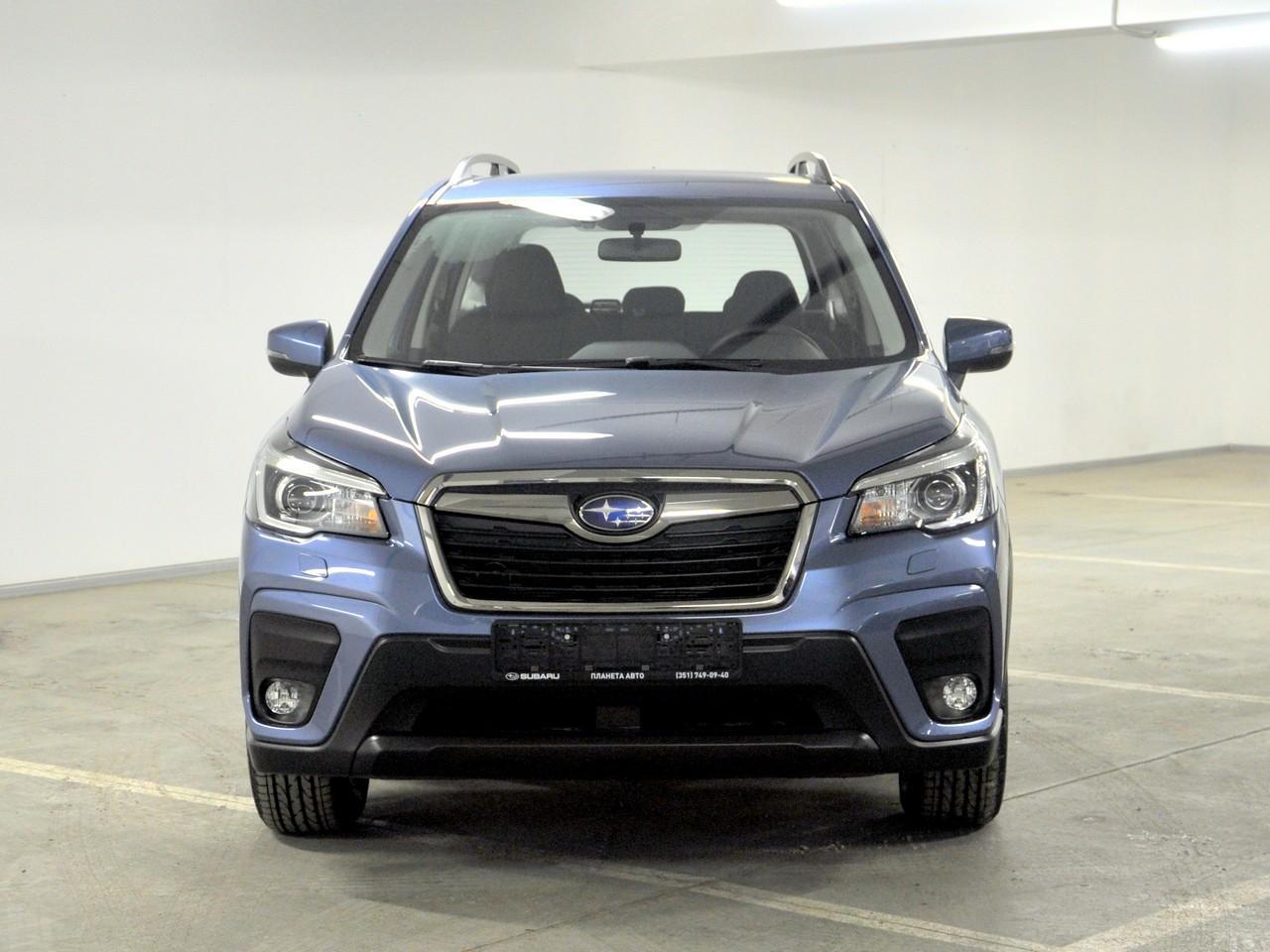 Subaru Forester New 2.0i-L AWD CVT (150 л. с.) Comfort