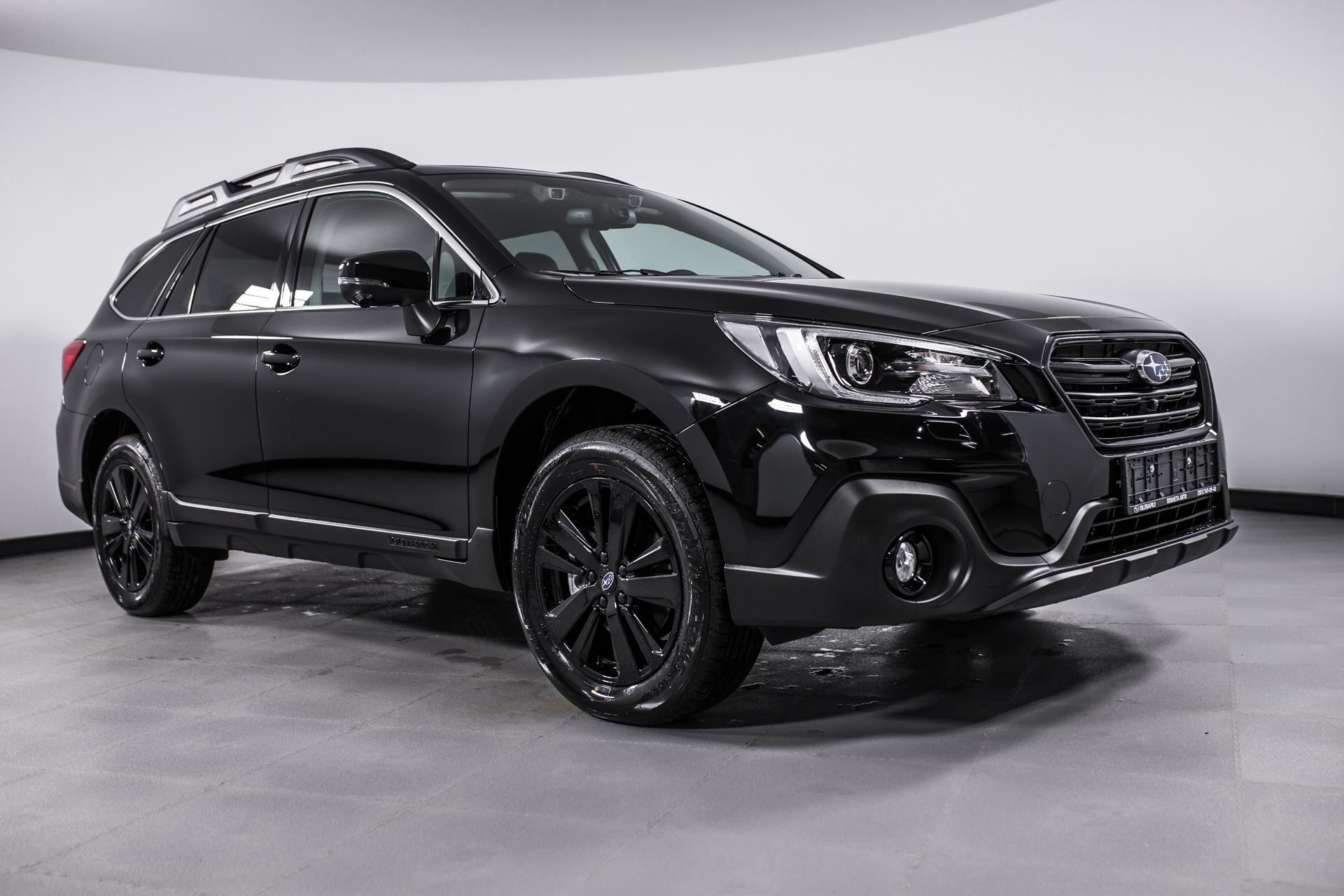 Subaru Outback 2.5 Lineartronic AWD (175 л. с.) Black Line