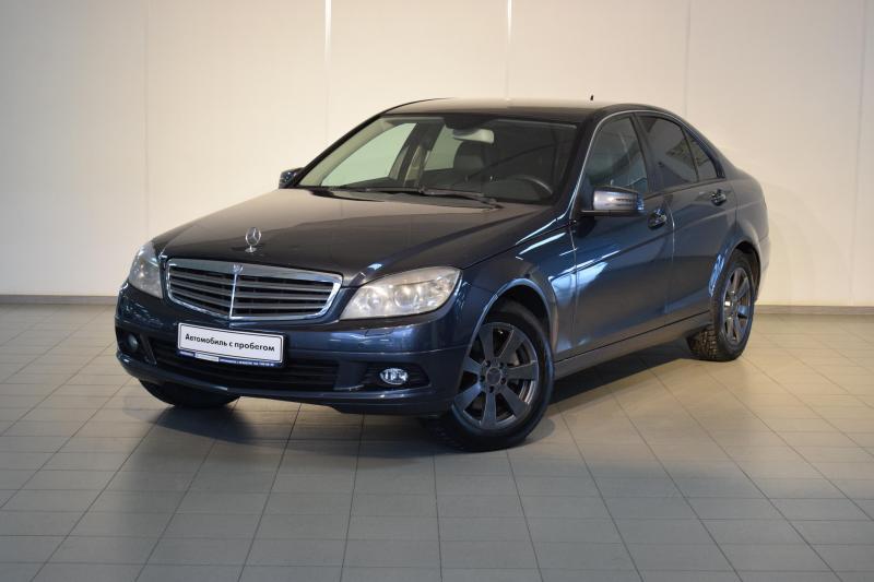 Mercedes-Benz C-Класс C 200 Kompressor AT (184 л. с.)