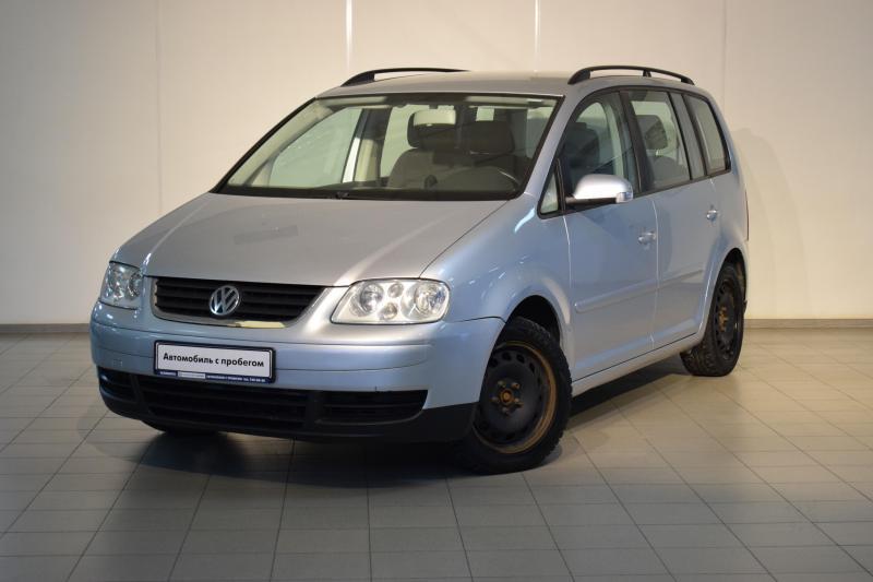 Volkswagen Touran 2.0 TDI MT (140 л. с.)