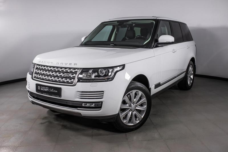 Land Rover Range Rover 4.4 SDV8 AT AWD (339 л. с.) Vogue