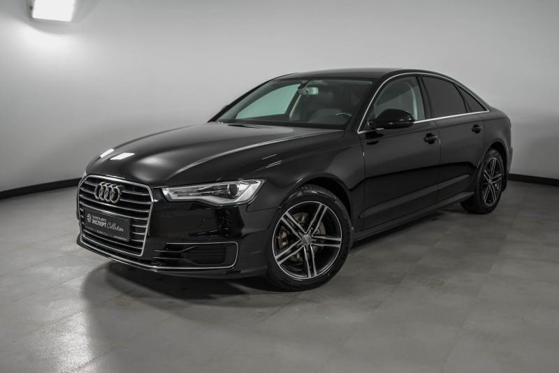 Audi A6 1.8 AT (190л.с.)