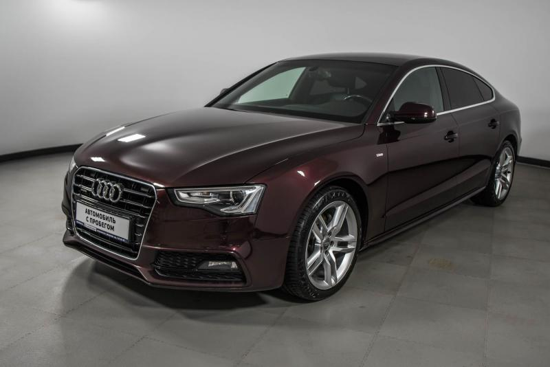Audi A5 2.0 TFSI S tronic quattro (225 л. с.)