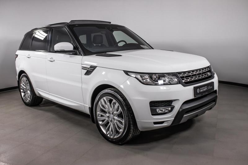 Land Rover Range Rover Sport 3.0 V6 Supercharged AT AWD (340 л.с.) SE