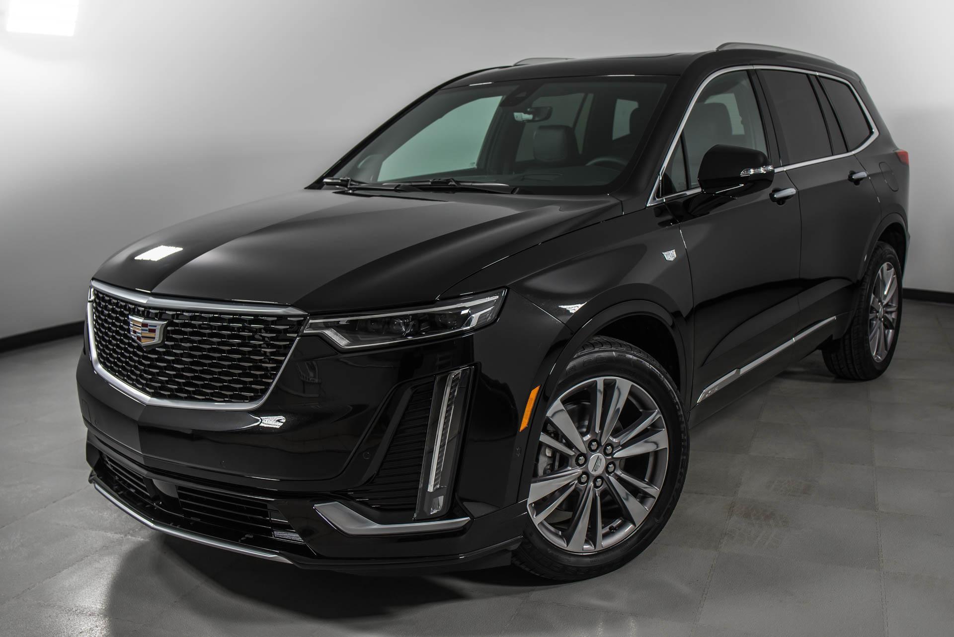 Cadillac XT6 2.0 (200 л.с.) АКПП, полный привод Premium Luxury