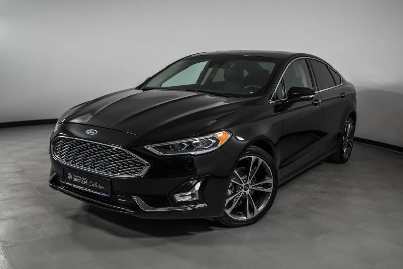 Ford Mondeo 2.0 AT (240л.с.)