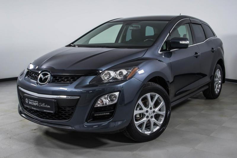 Mazda CX-7 2.3 T AT AWD (238 л. с.)