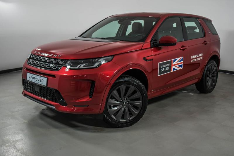 Land Rover Discovery Sport 2.0 (180 л.с.) дизель, АКПП, 4WD R-Dynamic SE
