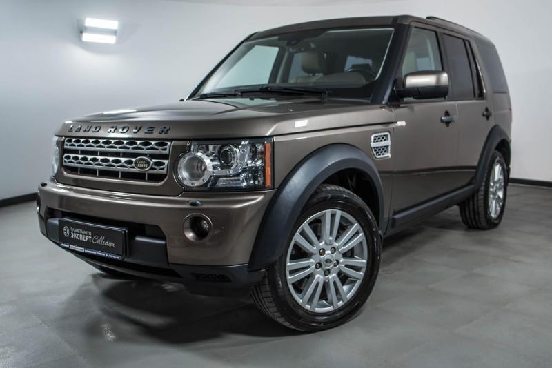 Land Rover Discovery 3.0 TD AT (245 л. с.)