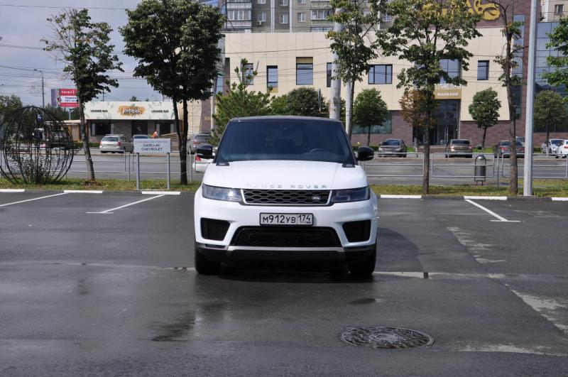Land Rover Range Rover Sport 3.0 TDV6  AT AWD (249 л.с.) SE