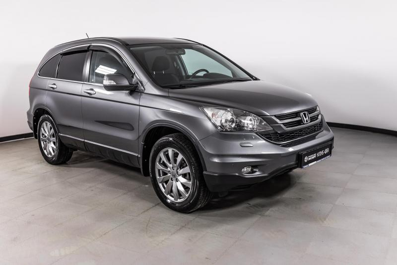 Honda CR-V 2.0 AT 4WD (150 л. с.)