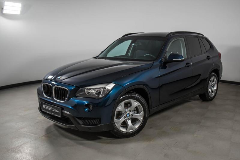 BMW X1 18i 2.0 AT (150л.с.)