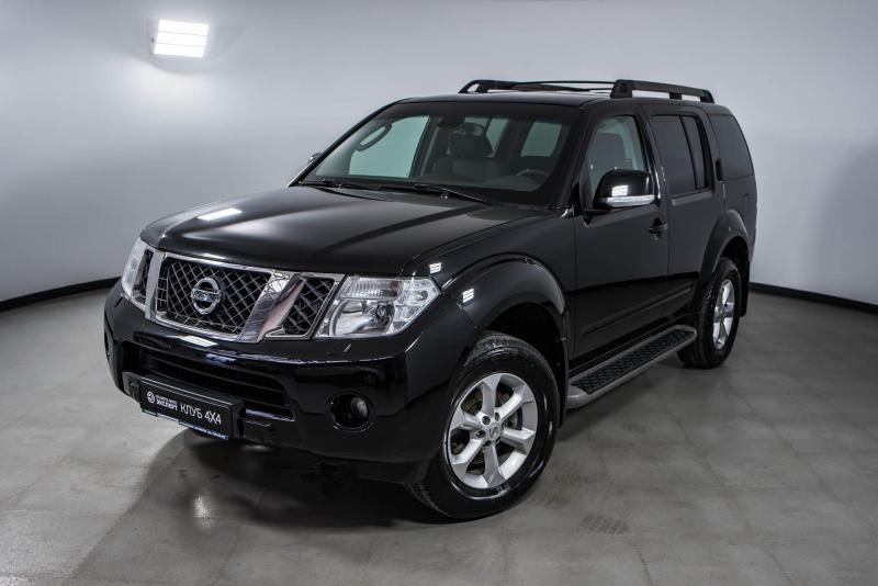 Nissan Pathfinder 2.5 dCi Turbo MT AWD 7 seats (190 л. с.)