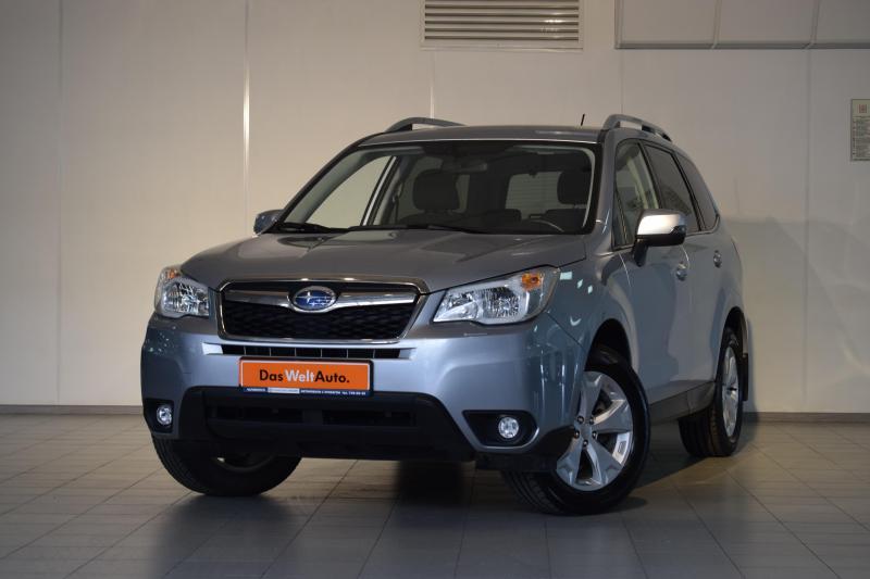 Subaru Forester 2.5i S AWD (171 л. с.)