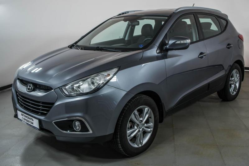 Hyundai ix35 2.0 AT (150 л. с.)