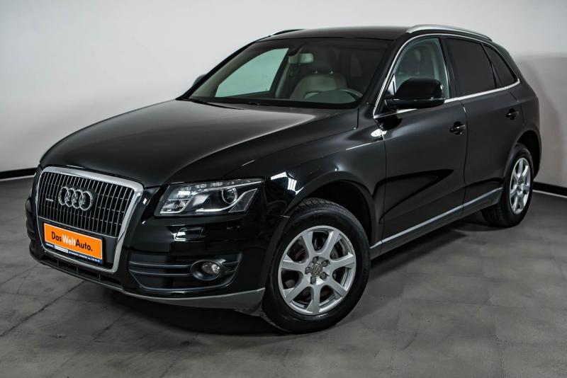 Audi Q5 2.0 TDI clean diesel S tronic quattro (170 л. с.)