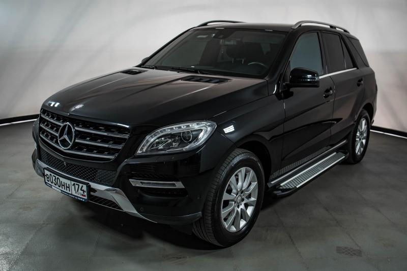 Mercedes-Benz M-Класс ML 300 BlueEfficiency 7G-Tronic Plus 4Matic (249 л. с.)