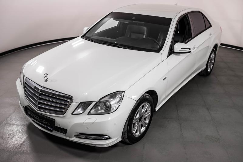 Mercedes-Benz E-Класс E 200 T BlueEfficiency 7G-Tronic Plus (184 л. с.)