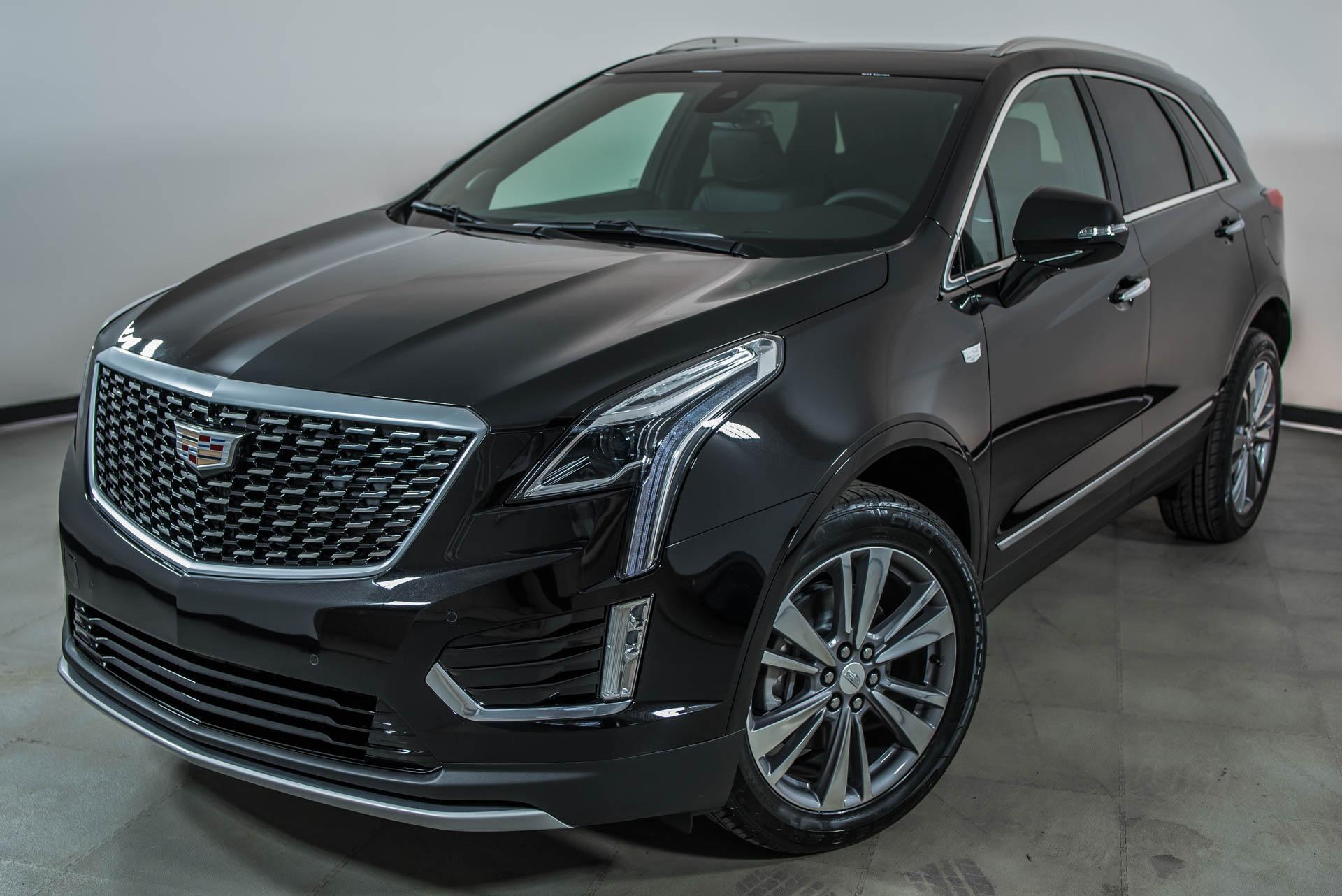 Cadillac Новый XT5 2.0 AT AWD (200 л.с.) Premium Luxury