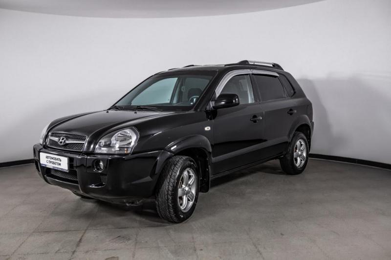 Hyundai Tucson 2.0 MT 2WD (141 л. с.)
