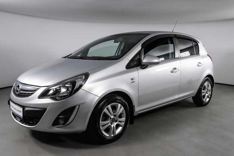 Opel Corsa 1.4 MT (101 л. с.)