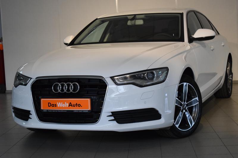 Audi A6 2.0 TFSI multitronic (180 л. с.)