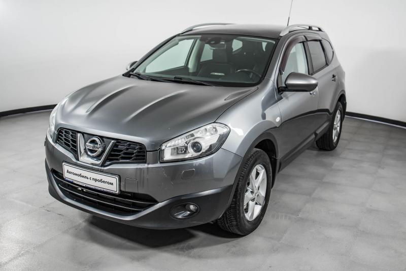 Nissan Qashqai+2 1.6 MT (114 л. с.)