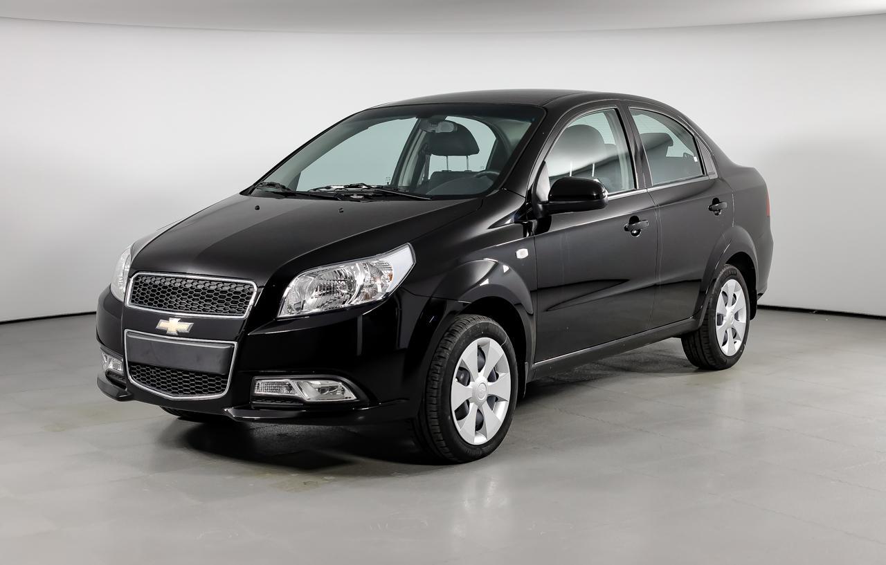Chevrolet Nexia 1.5 MT (105 л. с.) LT