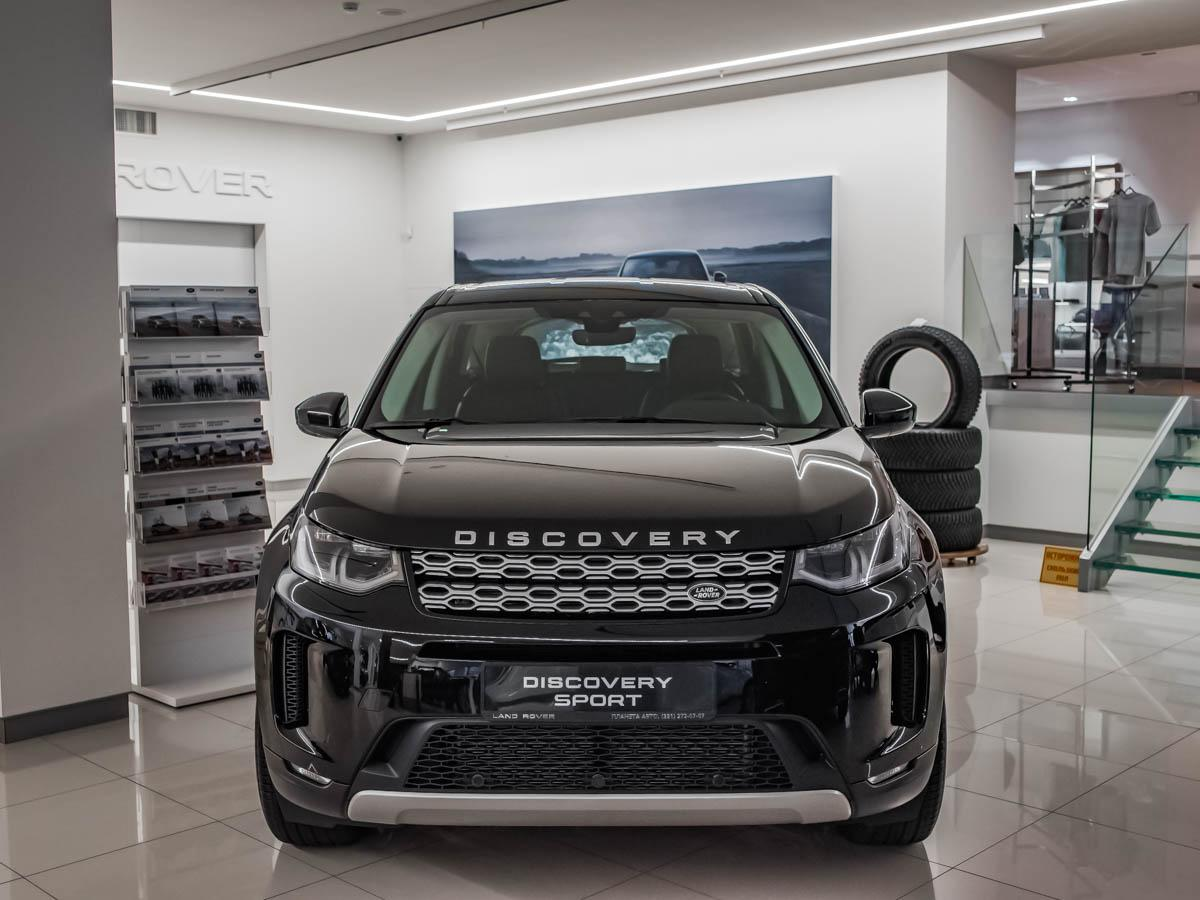 Land Rover Discovery Sport 2.0 (150 л.с.) дизель, АКПП, 4WD SE