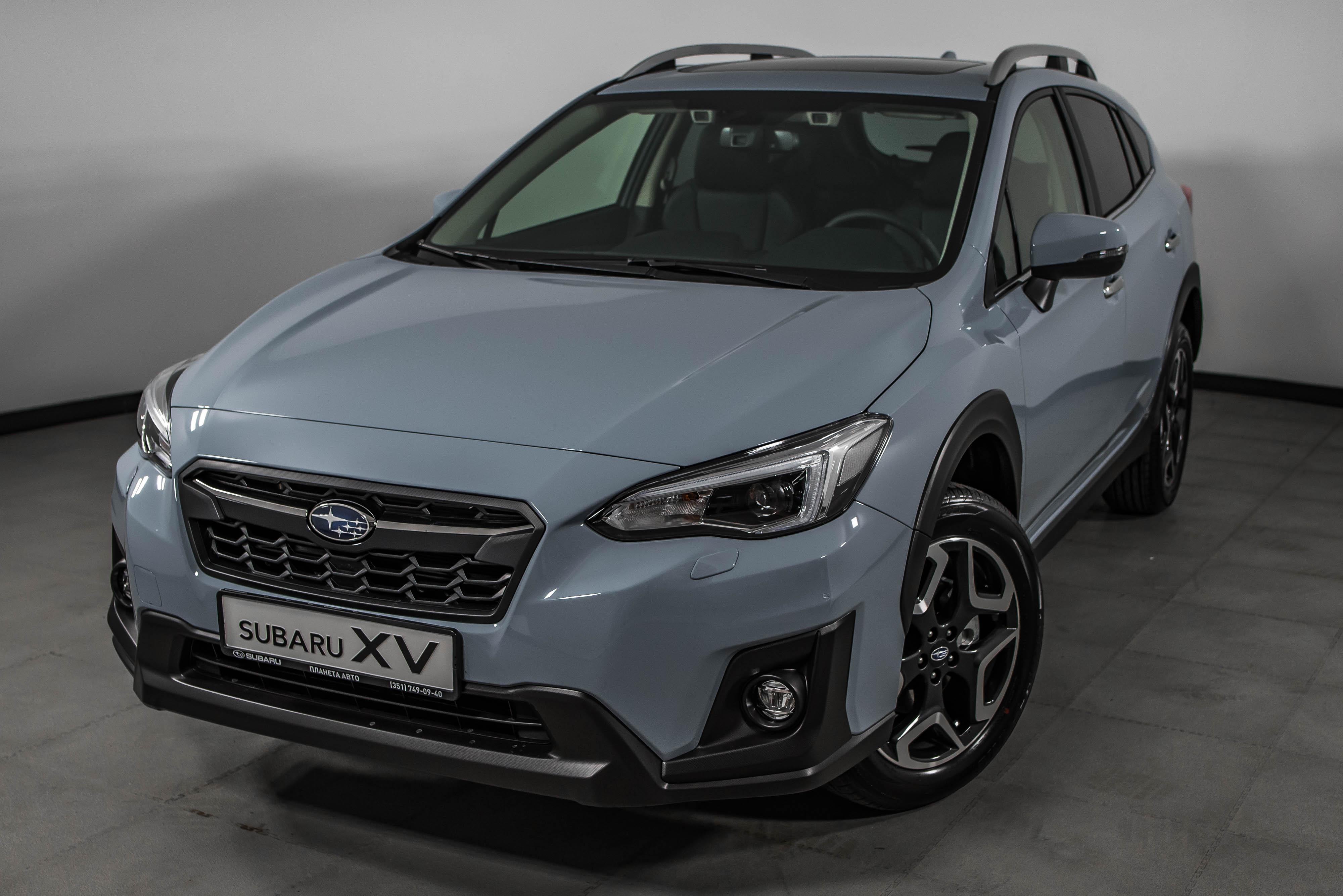 Subaru XV 2.0i-S ES AWD CVT (150 л. с.) Premium ES