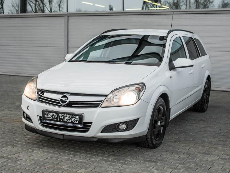Opel Astra 1.3 CDTI ecoFLEX MT (90 л. с.)