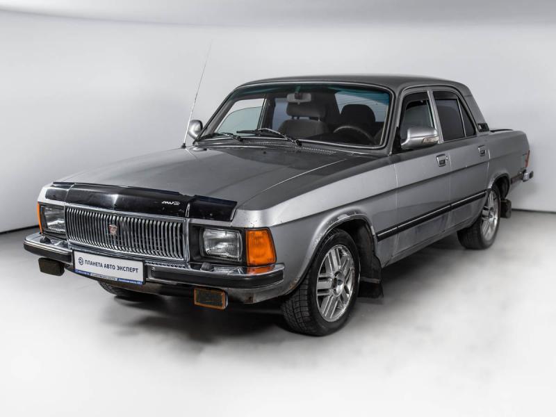 ГАЗ 3102 Волга 2.4 MT (137 л. с.)
