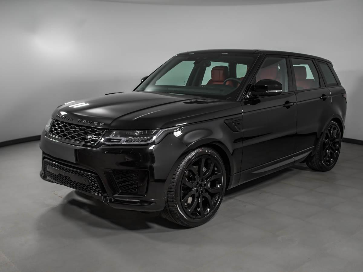 Land Rover Range Rover Sport 3.0 V6 Supercharged AT AWD (360 л.с.) HSE DYNAMIC