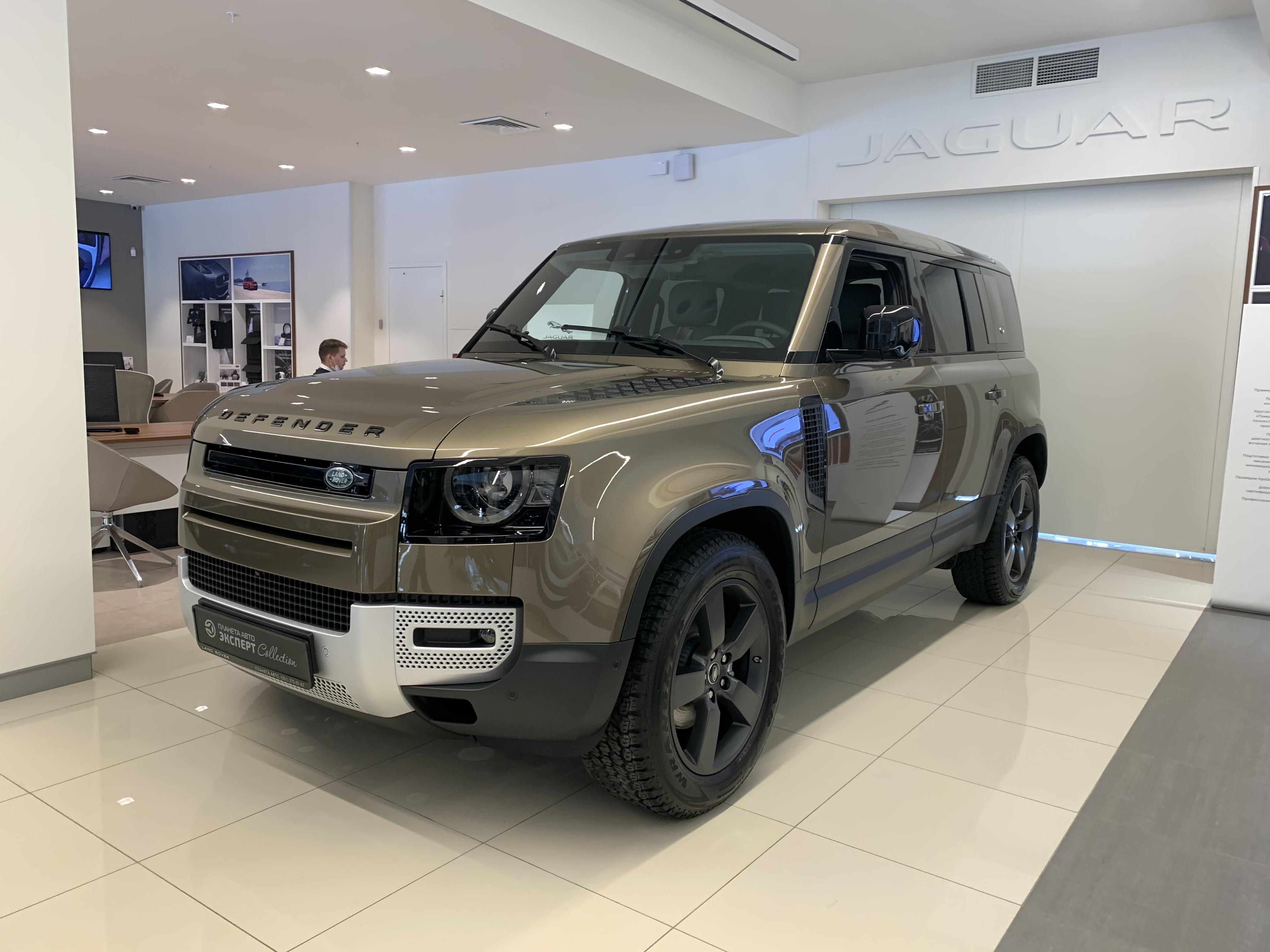 Land Rover Defender 2,0 (240 л.с.) турбо дизель HSE