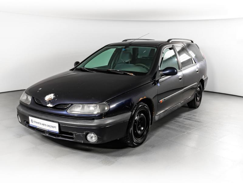 Renault Laguna 1.6 MT (107л.с.)