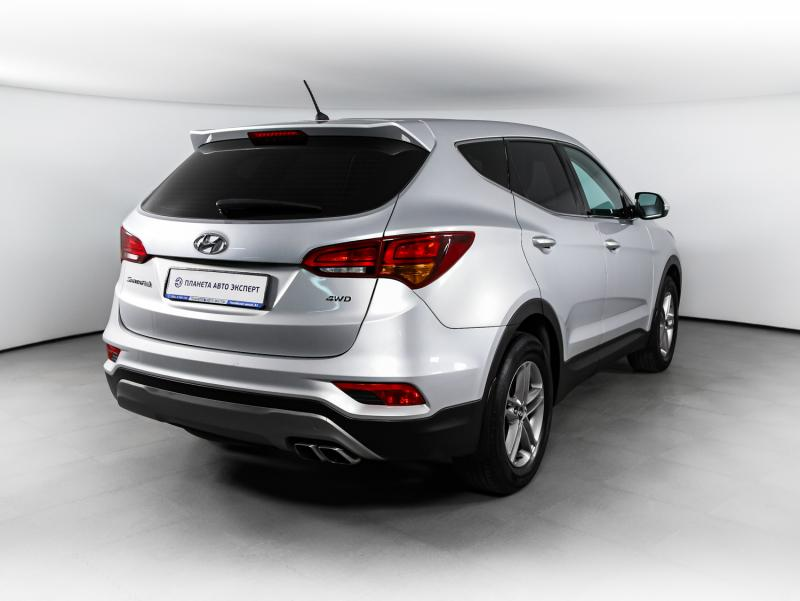 Hyundai Santa Fe 2.4 AT AWD (171 л. с.)