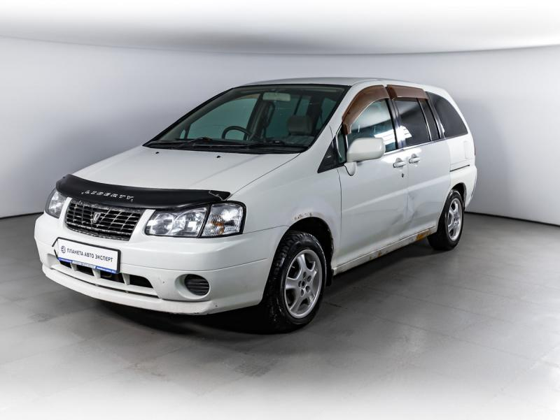 Nissan Liberty 2.0 CVT (140л.с.) 4WD