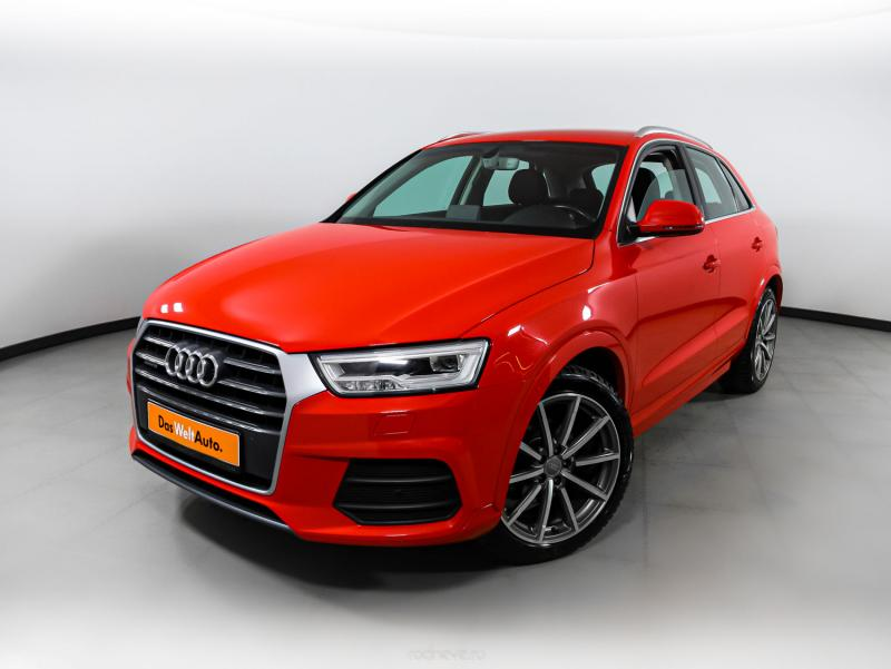 Audi Q3 2.0 AT (180л.с.) 4WD