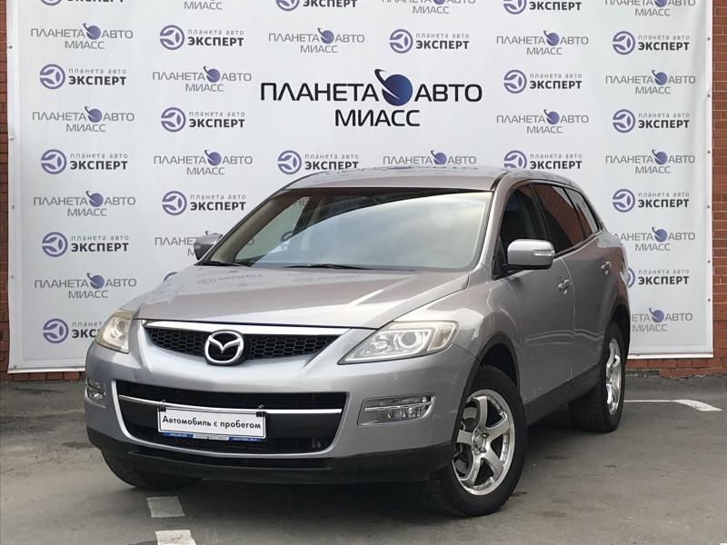 Mazda CX-9 3.7 AT AWD (273 л. с.)