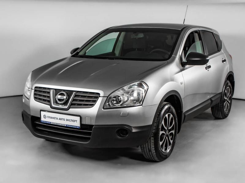 Nissan Qashqai 2.0 MT 4WD (140 л. с.)