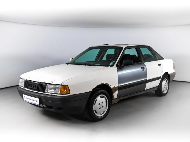 Audi 80 1.8 MT (75 л.с.) бензин