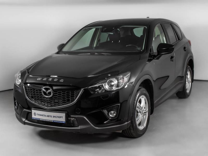 Mazda CX-5 2.5 AT 4WD (192 л. с.)