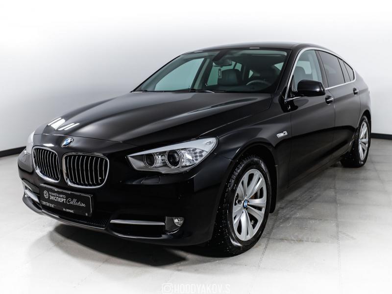 BMW 5 серия 530d xDrive AT (258 л. с.)