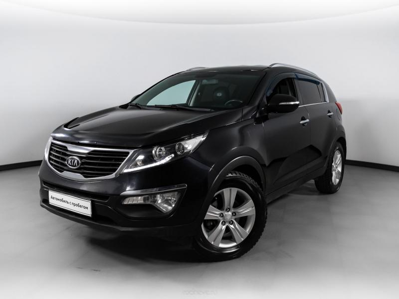Kia Sportage 2.0 AT (150 л. с.)