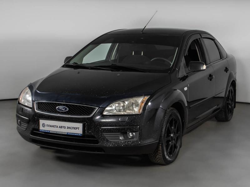 Ford Focus 1.6 MT (116 л. с.)
