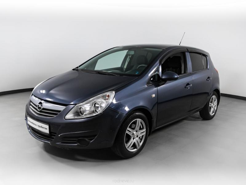 Opel Corsa 1.4 AT (90 л. с.)