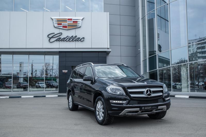 Mercedes-Benz GL-класс 350 CDI BlueTEC 3.0d AT (258л.с.) 4WD